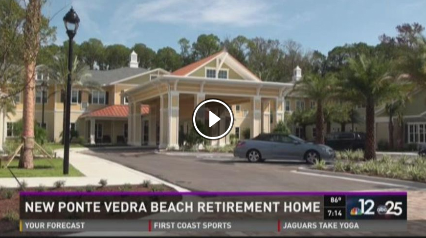 The Palms at Ponte Vedra Makes Local News