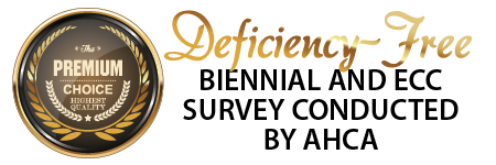 Deficiency – Free Biennial and ECC Survey Conducted by AHCA