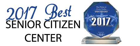 2017 Best Senior Citizen Center Award